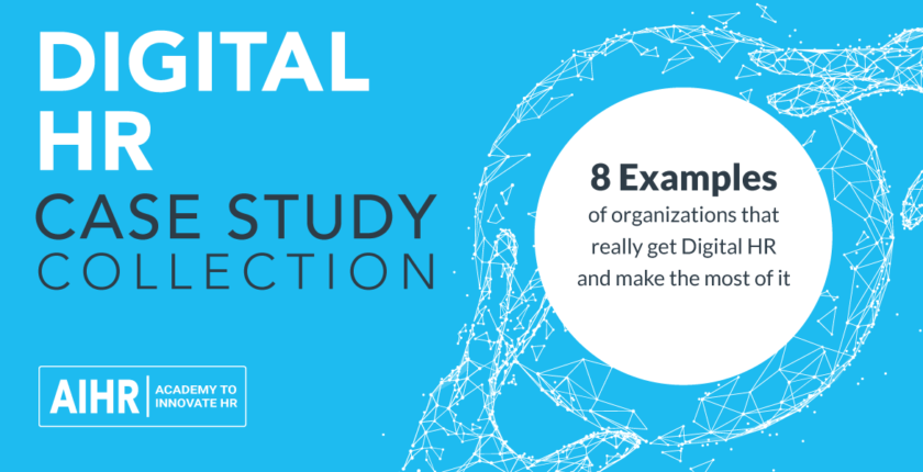 Digital HR Case Study Collection