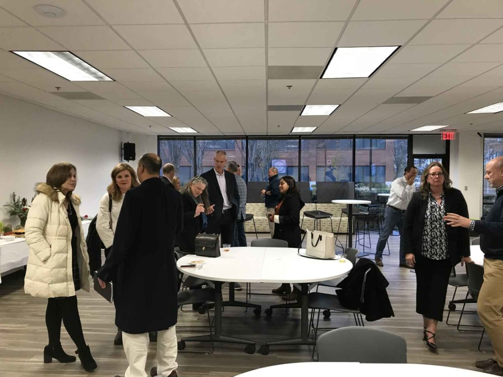 Attendees Gather at Atlanta Tech News Launch Party