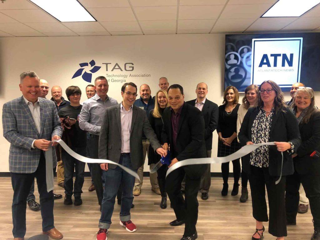 Ribbon-Cutting for Atlanta Tech News