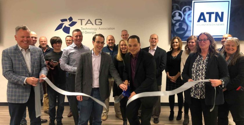 Ribbon-Cutting for Atlanta Tech News